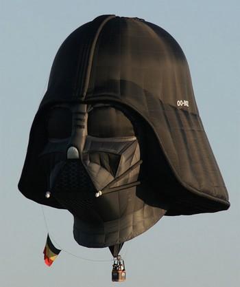 Balão Darth Vader